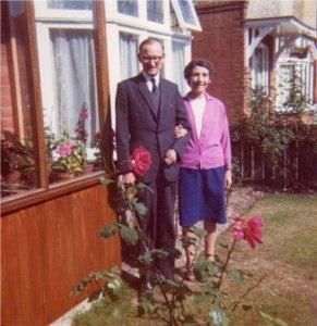 D. Ernesto y Dña. Violeta Brown