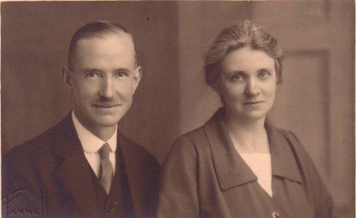 D. Percy y Dña. Elena Buffard